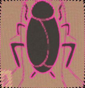 #2301b Stinkbug #1 2012 (400) B X