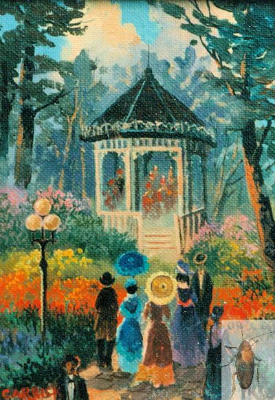 00688 The Bandstand 7 x 5 (400)