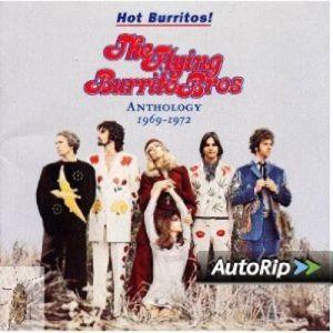 #FBB01.1i Hot Burritos-the Flying Burrito Bros. Anthology 1969-1972 #9 (400)