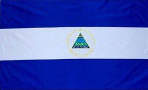 #FLAG001.1d Nicaraguan Flag 02-14-2013 (400)