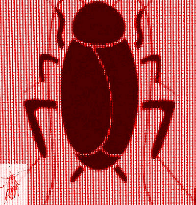 #bhc001.2j stinkbug #1 2012 (400) b