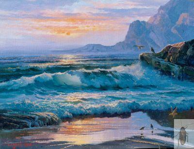 1152 Ocean Shore 20 x 24 (400)