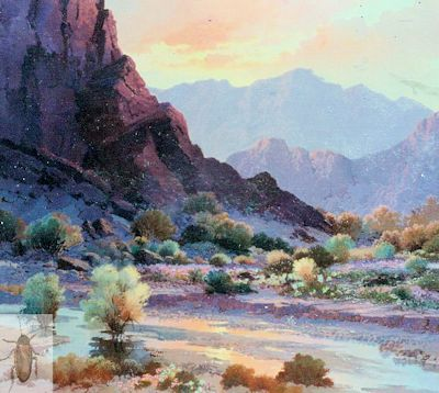00007 Sunset Arroyo 20 x 24 (400)
