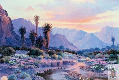 00017 Among the Coachella Palms 18 x 24 (400)