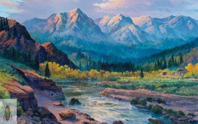 1099 Glorious View 24 x 36 (400)