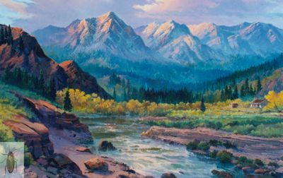 1099 Glorious View 24 x 36 (400)