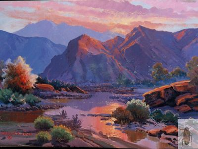 1179 East of Tucson 9 x 12 (400)