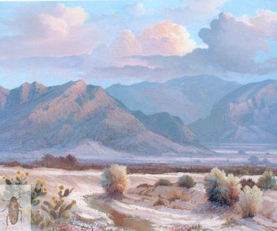 1186 Desert Day 24 x 30 (400)