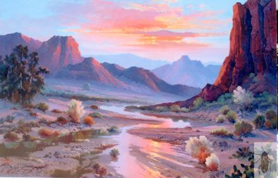 1192 Red Cliffs 24 x 36 (400)