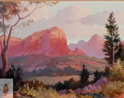 00038 Sedona Afternoon 11 x 14 (400)