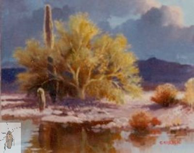 00047 Water Hole 8 x 10 (400)