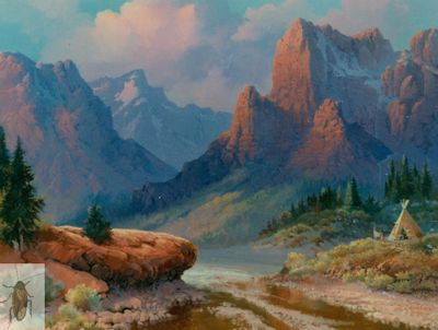 00052 Utah Canyon 24 x 30 (400)
