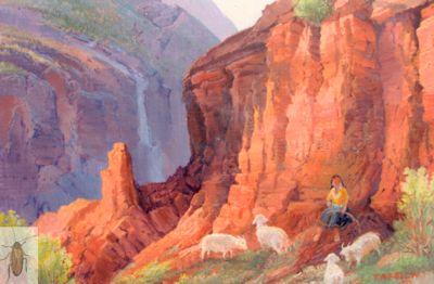 1213 Shepherdess 11 x 14 (400)
