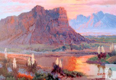 1223 Sunset Yucca 8 x 10 (400)