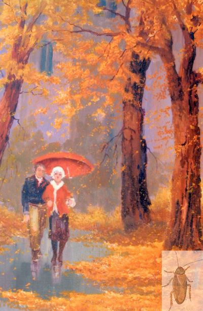 1225 Autumn Stroll 12 x 16 (400)