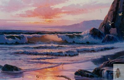 00065 Sunset Cove 24 x 36 (400)