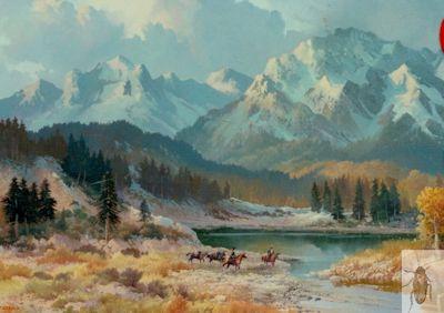 00068 Rocky Mountain Autumn 24 x 36 (400)