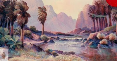 00073 Canyons of the Palms 24 x 48 (400)