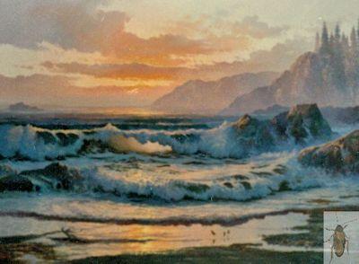 00078 Evening Tide 30 x 40 (400)
