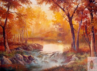 00082 John's Retreat 36 x 48 (400)
