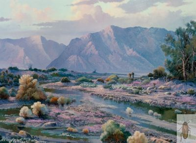 00083 Desert Afternoon 36 x 48 (400)