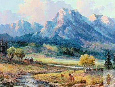 00084 High Country Range 36 x 48 (400)