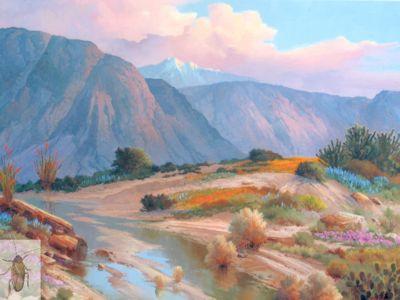 01230 Desert Spring 30 x 40 (400)