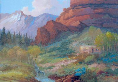 01249 New Mexico 8 x 10 (400)
