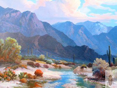 01255 Arizona View 20 x 24 (400)