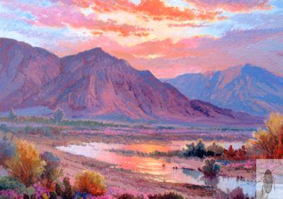 1236 Purple Sunset 8 x 10 (400)