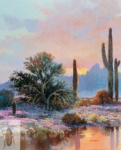 00095 Saguaro Sunset 8 x 10 (400)
