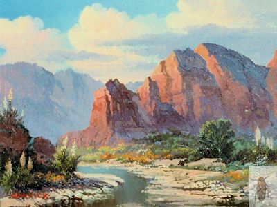 00106 Yucca Butte 8 x 10 (400)
