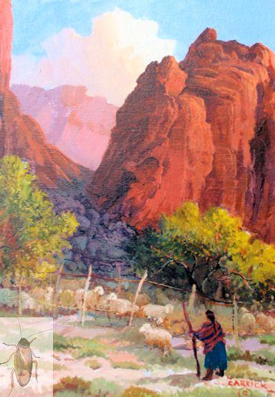 01264 Shepherdess 10 x 8 (400)
