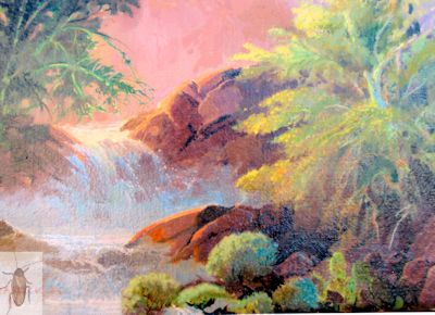01268 Palo Verde Falls 8 x 10 (400)