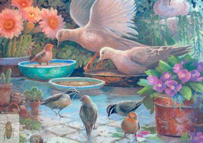 01284 Garden Party 16 x 20 (400)