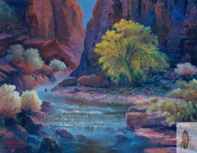 1084 Palo Verde Creek 20 x 24 (400)