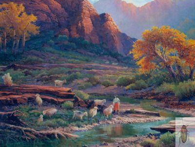 1085 Autumn Idyll 24 x 30 (400)