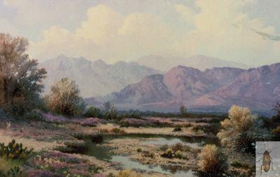 00135 A Desert Blooms 22 x 36 (400)