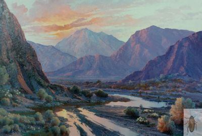 00143 Sunset's Splendor 40 x 60 (400)