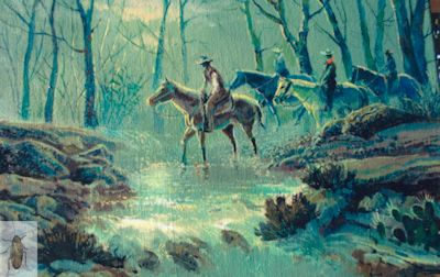 01295 Moonlight Riders 8 x 10 (400)