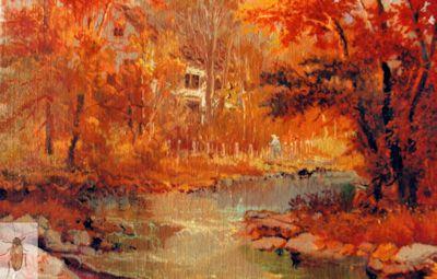 01296 October Creek 8 x 10 (400)