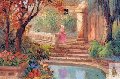 01306 Garden Idyll 12 x 16 (400)