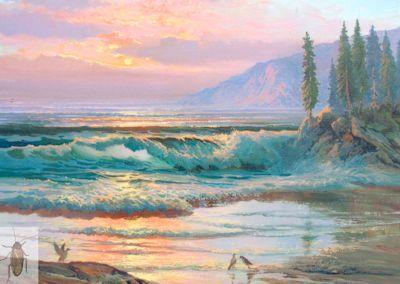 01311 Cambria Shores 16 x 20 (400)
