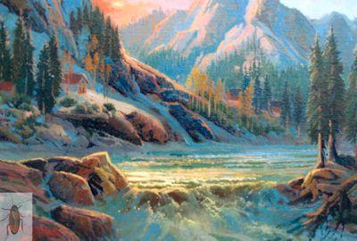 01314 Sierra Sunset 8 x 10 (400)