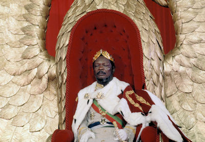 Emperor Jean-Bédel Bokassa (400)