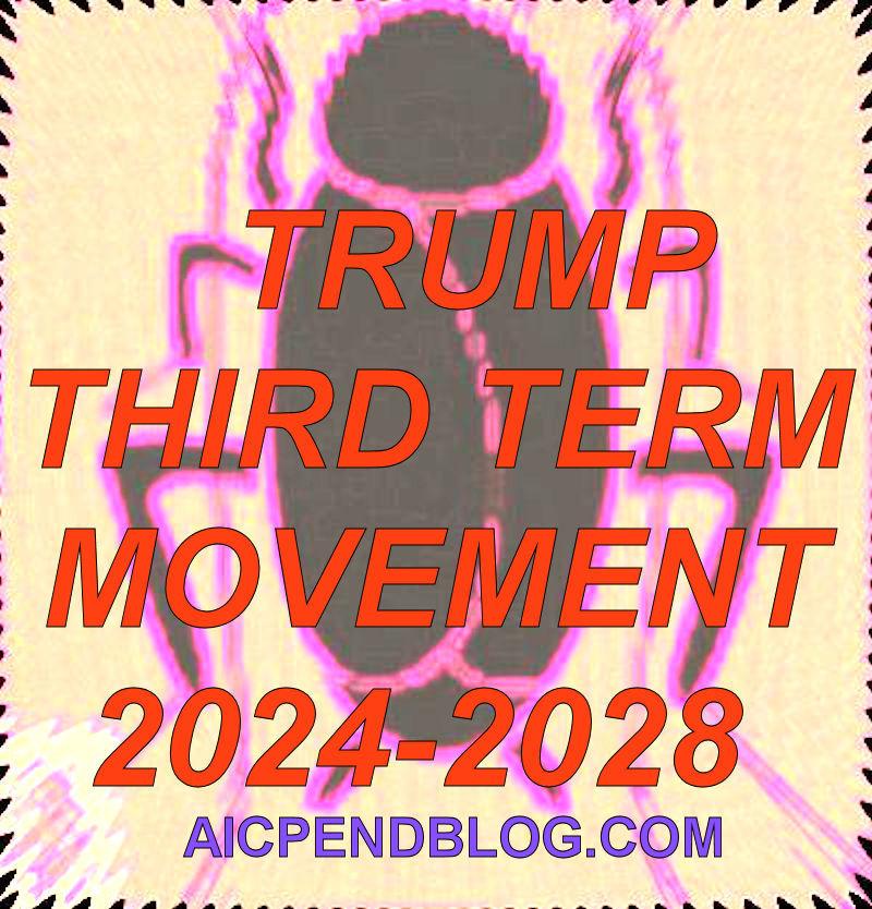 #THG02.1j TRUMP THIRD TERM MOVEMENT 06-19-2020