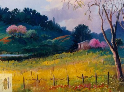 00164 Mustard Fields Forever 11 x 14 (400)