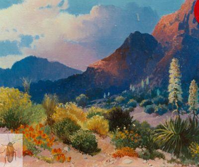 00169 Blooming Desert 8 x 10 (400)