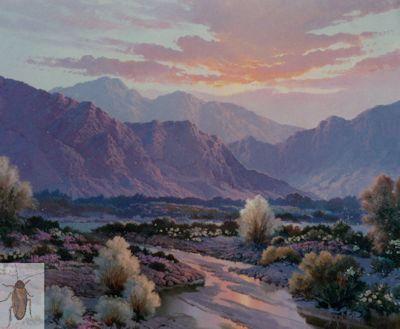 00177 Sunset Serenity 20 x 24 (400)