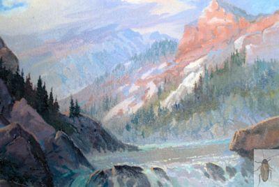 01330 Rocky Gorge 9 x 12 (400)